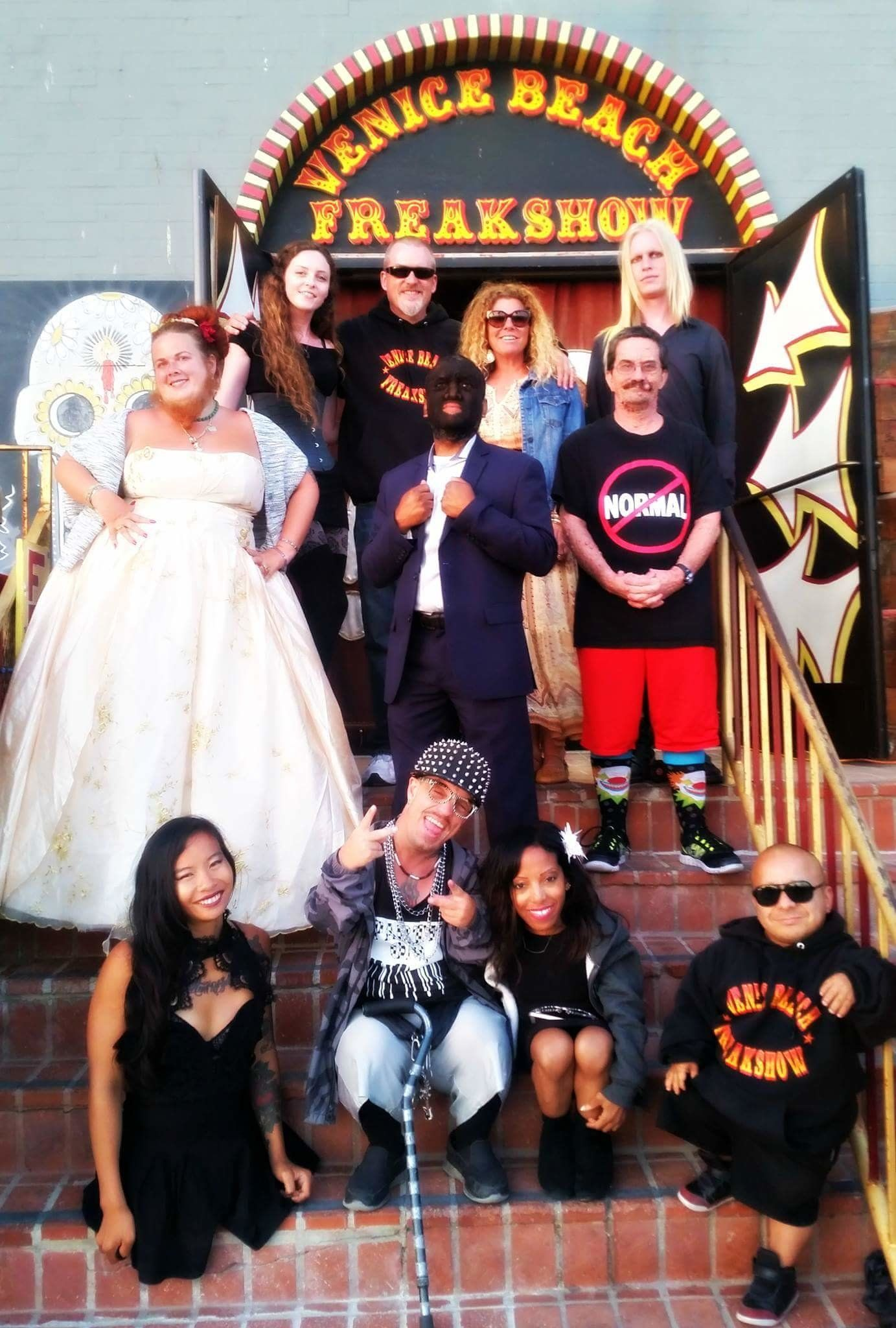 The Venice Beach Freakshow is closing its doors on Sunday