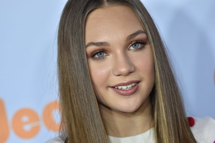 Maddie Ziegler On Working With Sia And Hanging With Millie