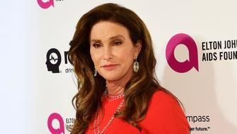 Caitlyn Jenner arrives at the Elton John AIDS Foundation Academy Awards Viewing Party in West Hollywood, California February 28, 2016. REUTERS/Gus Ruelas