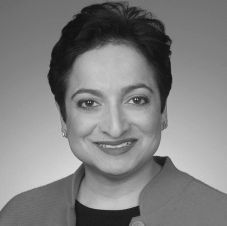 Shamina Singh, EVP Sustainability and President, Mastercard Center for Sustainable Growth