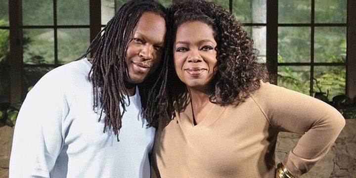 Senghor's interview with Oprah aired last March.