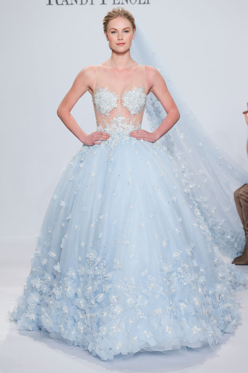 31 Non White Wedding Dresses For Brides Who Color Outside The Lines