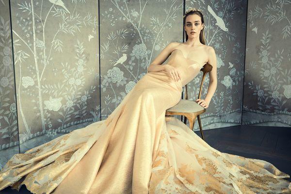 "<i><a href=""http://www.romonakeveza.com/"" target=""_blank"">Romona Keveza Luxury</a>, Spring 2018</i>"
