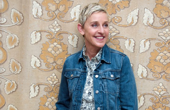 Ellen DeGeneres came out a lesbian in 1997, and then her character on her TV show came out. Two firsts!