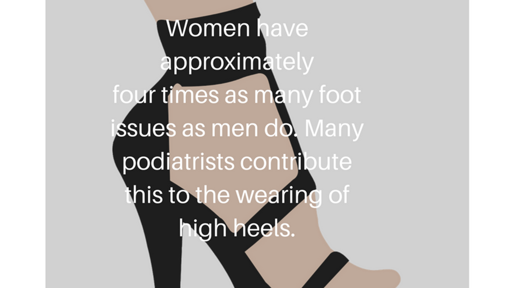 fa8c42c2400 High Heels Can Be Causing Back, Knee and Hip Pain (and make your ...