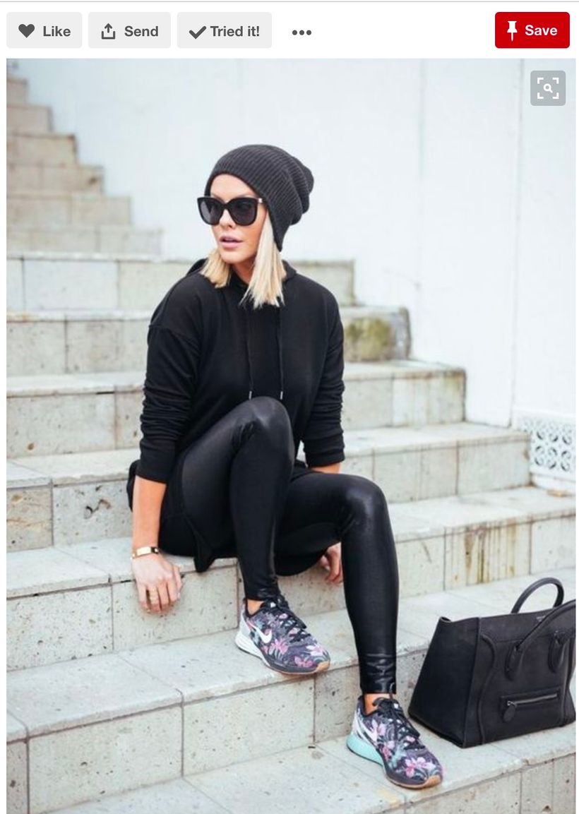 Fashion forward athleisure wear can save your feet