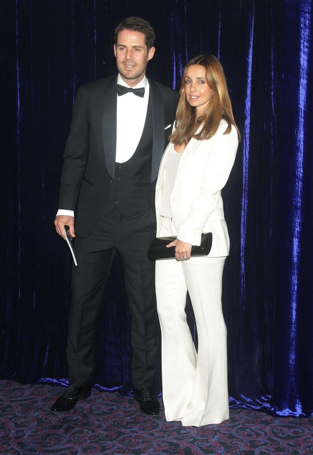 Louise Redknapp Says She Became Invisible And Less Of A Person During Marriage To Ex Jamie