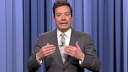 Sing Along With Jimmy Fallon's Review Of Donald Trump's First 100