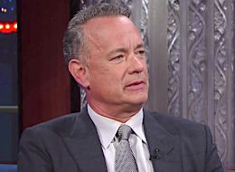 Here's Why Tom Hanks Keeps Buying Coffee Machines For The White House Press Corps