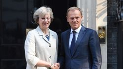 EU Leaders Agree On 'Firm' Brexit Negotiating