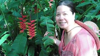 Sandy Phan-Gillis arrested on suspicion of spying by Chinese authorities in March 2015 while visiting the country as part of a trade delegation from Houston is seen in an undated photo taken and provided by her husband Jeff Gillis