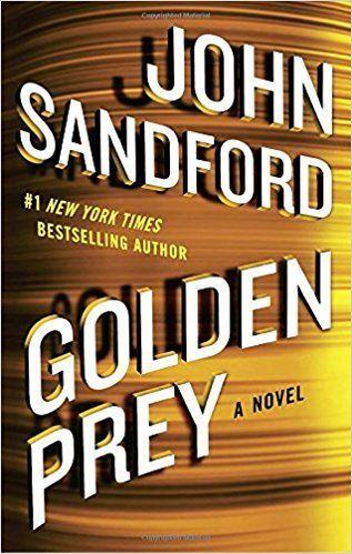 Cover of GOLDEN PREY by John Sandford