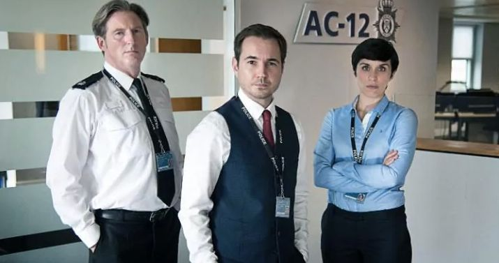 'Line Of Duty' Star Martin Compston Reveals Mystery Behind... Those