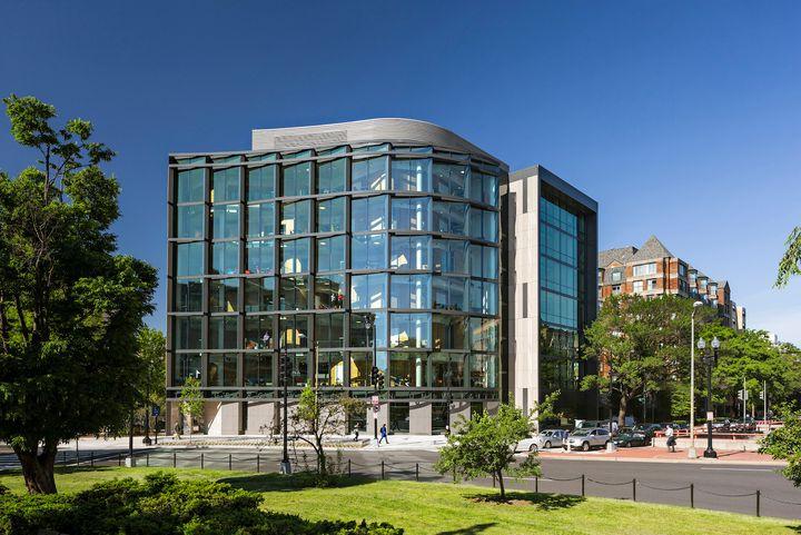 <p>Milken Institute School of Public Health, George Washington University, Washington, DC. Top Ten Award (2017), American Institute of Architects Committee on the Environment.</p>
