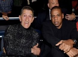 No, Jay-Z And Barry Chuckle Did Not Watch The Anthony Joshua Fight Together