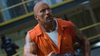 "DWAYNE JOHNSON stars as Hobbs in ""The Fate of the Furious.""  On the heels of 2015's ""Furious 7,"" one of the fastest movies to reach $1 billion worldwide and the sixth-biggest global title in box-office history, comes the newest chapter in one of the most popular and enduring motion-picture serials of all time."