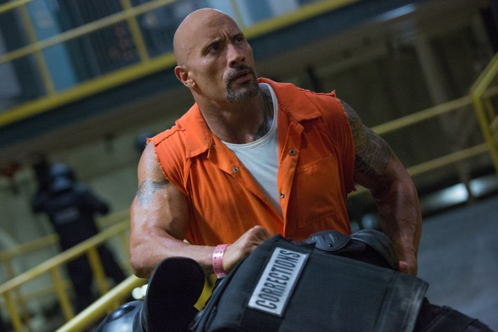 "Dwayne Johnson stars as Hobbs in ""The Fate of the Furious,"" which grossed more than $1 billion."