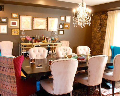 """<a rel=""""nofollow"""" href=""""https://www.houzz.com/photos/1256336/Dining-Room-with-Accents-from-India-eclectic-dining-room-other"""""""