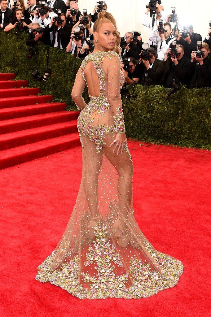 Beyonce in Givenchy, 2015