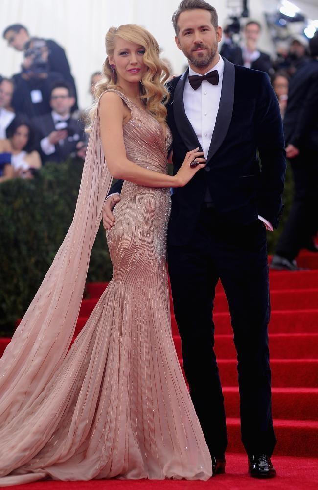 Blake Lively & Ryan Reynolds, 2014