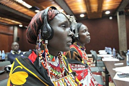 <em>Gender equality and empowerment of women is key to accelerating Kenya's economic growth.</em>
