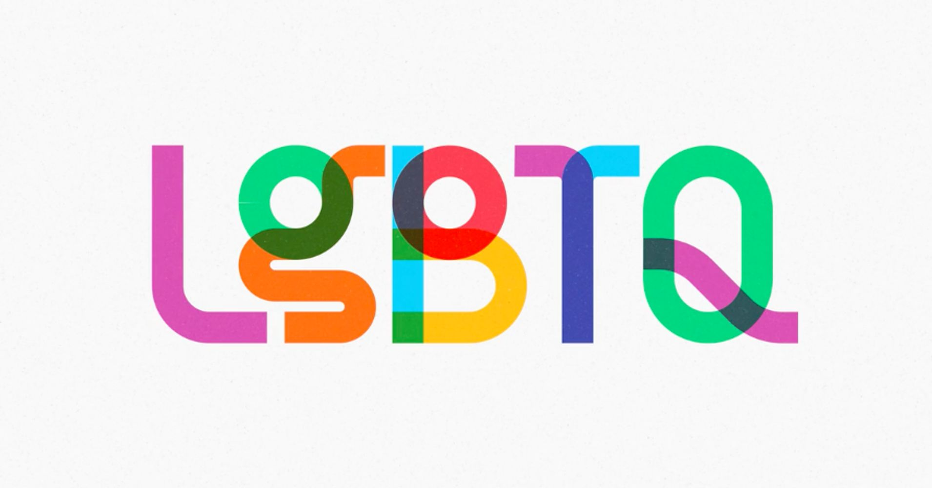 Image for New Font Is Dedicated To The Queer Activist Behind The Rainbow Flag | HuffPost