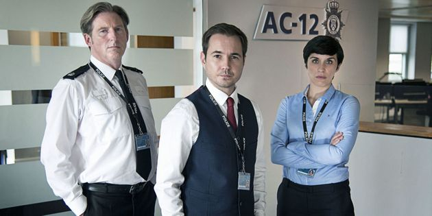 'Line Of Duty' series four has been a