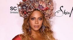 Beyoncé's Pregnancy Style Is Sizzling In A Red-Hot Gown And