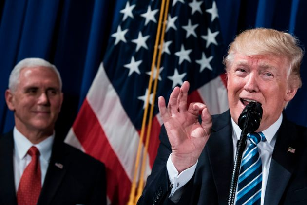 President Donald Trump and Vice President Mike Pence have maintained an anti-abortion agendasince...