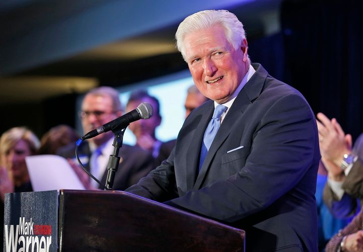 <em>Former Rep. Jim Moran (D-Va.), pictured here in 2014, is a defender of ex-lawmakers who become lobbyists. (AP Photo/