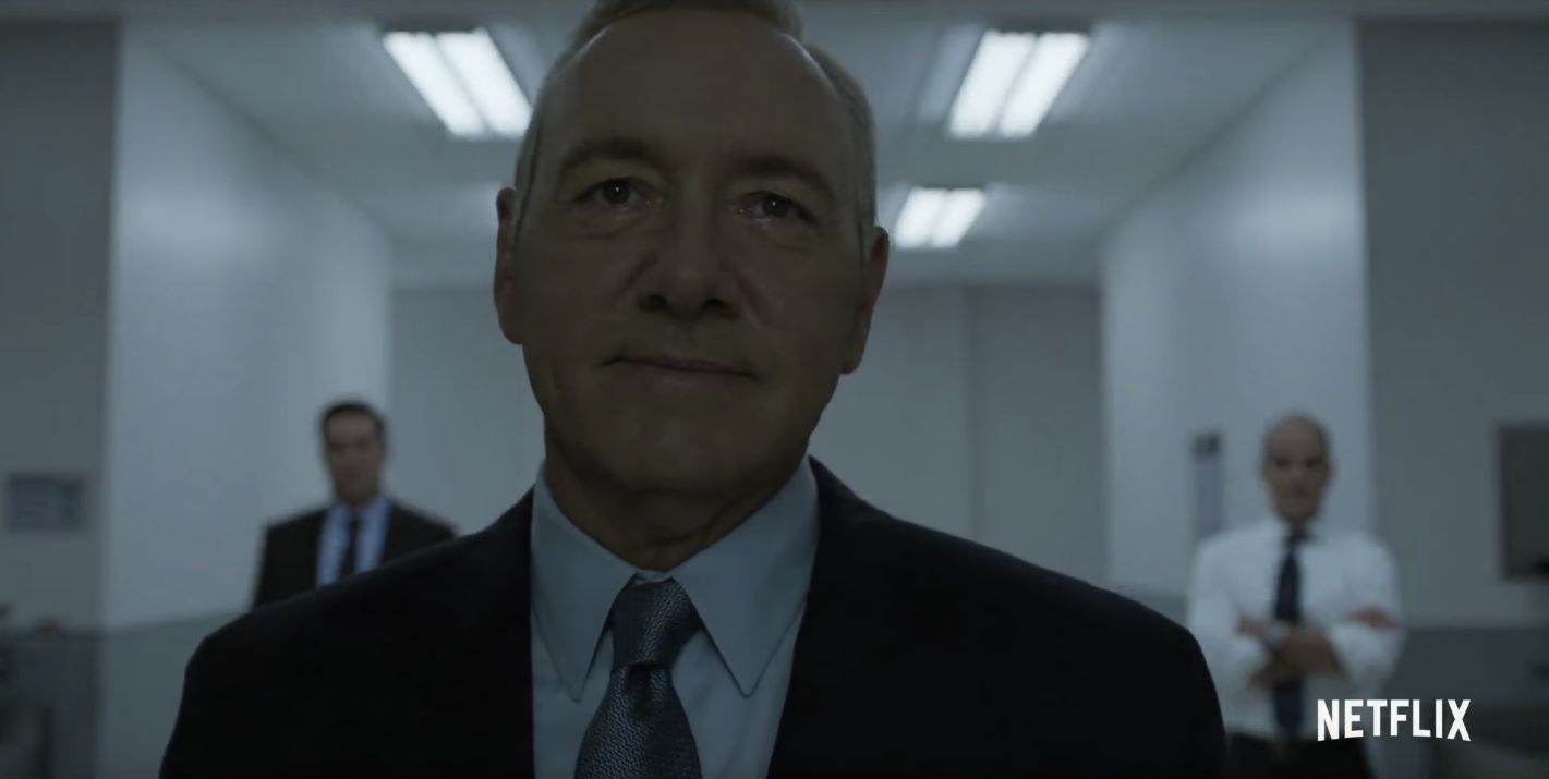 Frank Underwood Sounds Even Scarier Than Trump In 'House Of Cards' Season 5