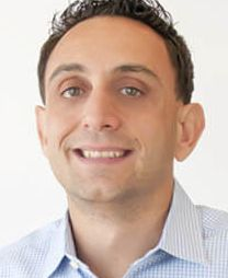 David Gorodyanksy, CEO of <strong>AchorFree </strong>Inc., a software company that provides a Virtual Private Network - throu