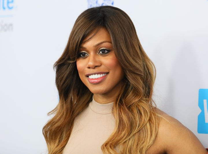 Laverne Cox: Being Trans Isn't About Blending In -- And