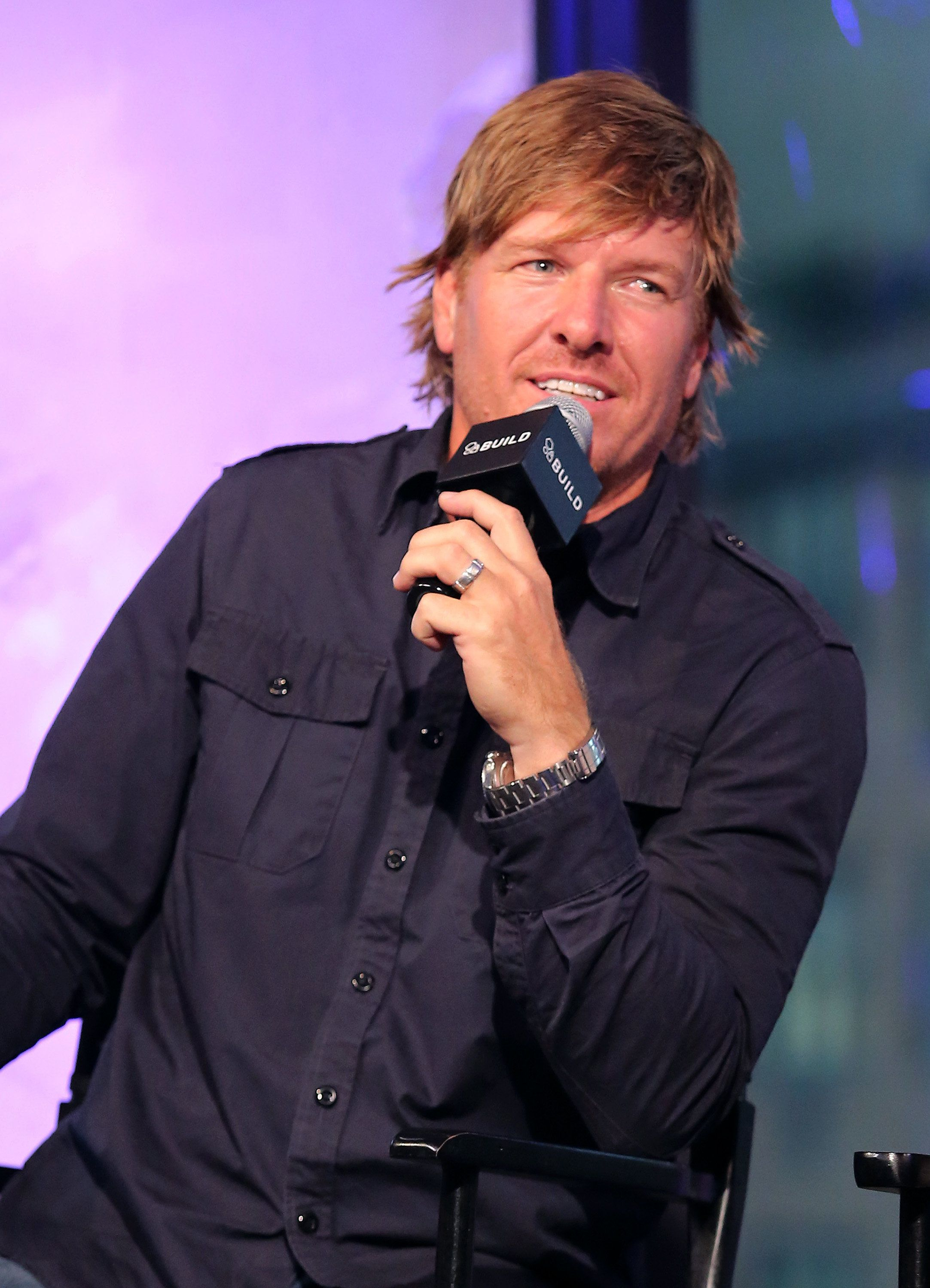 NEW YORK, NY - OCTOBER 19:  Chip Gaines appears to promote 'The Magnolia Story' during the AOL BUILD Series at AOL HQ on October 19, 2016 in New York City.  (Photo by Donna Ward/Getty Images)
