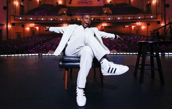 "<a href=""https://www.netflix.com/title/80133551"" target=""_blank"">""Tracy Morgan: Staying Alive""</a><br><br>In his first comedy"