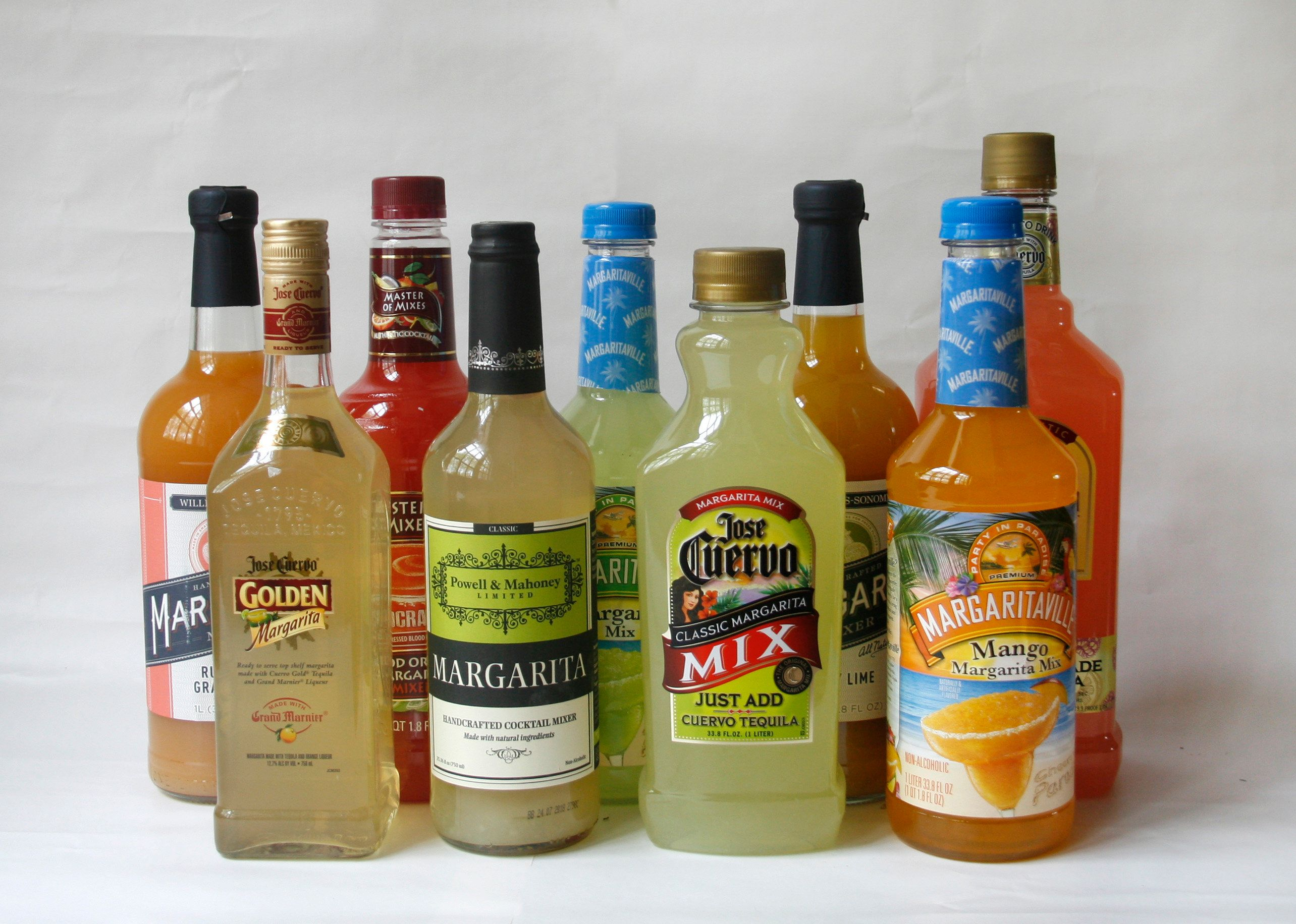 The Best And Worst Margarita Mixes For Lazy Cocktail Enthusiasts