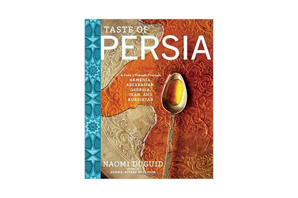 """This won for best international cookbook.<br><br><strong>Get the book on <a href=""""https://www.amazon.com/Taste-Persia-Travels"""