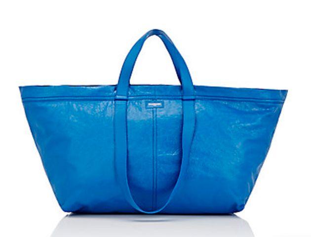 Balenciaga'sArena Extra-Large Shopper Tote Bag,