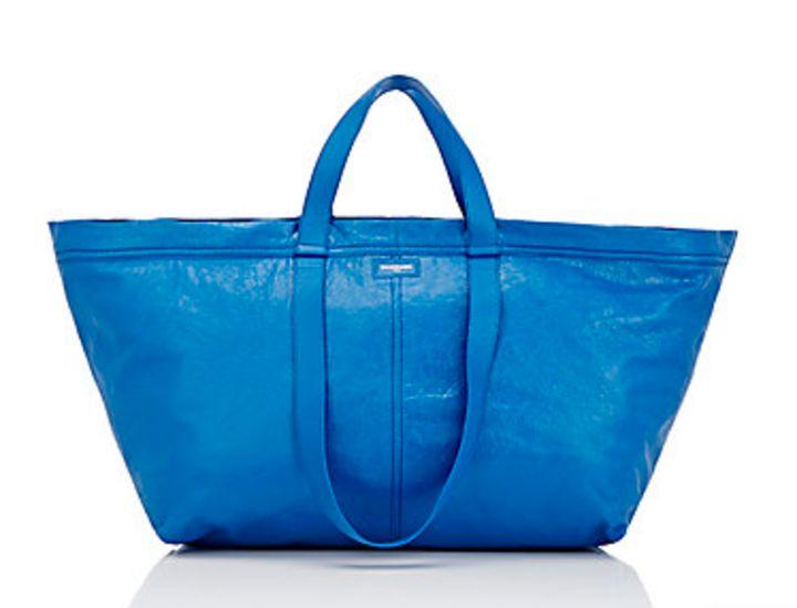 Balenciaga'sArena Extra-Large Shopper Tote Bag, $2,145.