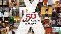 The World's 50 Best Beers