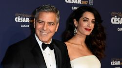 George Clooney Is Getting A Head Start On The Dad