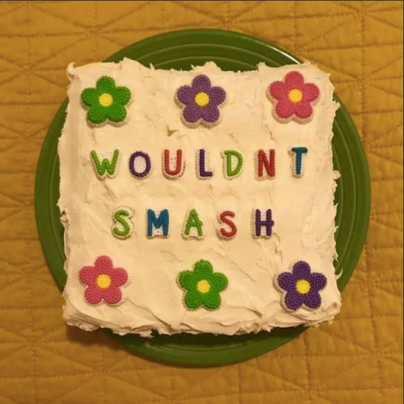 One of the many comments turned into a delicious cake.