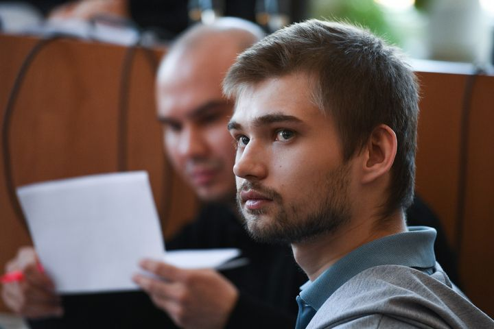 Blogger Ruslan Sokolovsky wasaccused of extremism and offending religious believers.