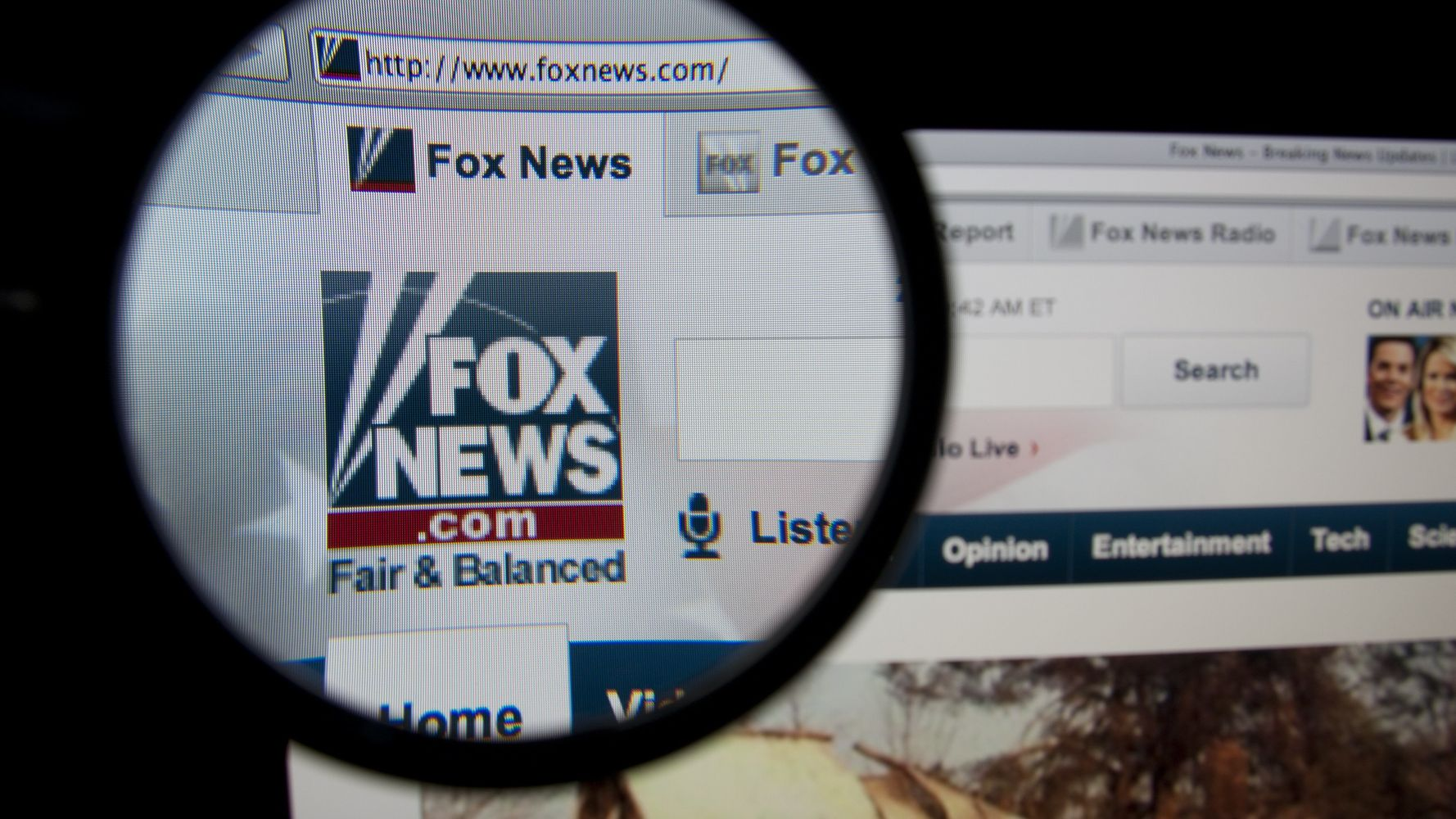 Top Talent Agency Discouraged Fox News Contributor From