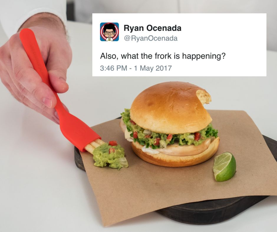 McDonald's Invented 'Frorks' And The Internet Can't Stop Talking About