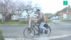 You Need To See This Steam-Powered Bike In