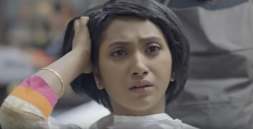 This Hair Ad Reveals A Critical Truth About Domestic