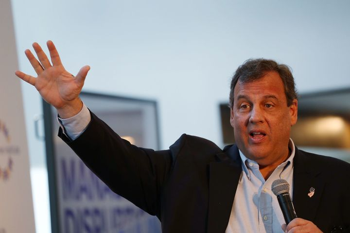 New Jersey Gov. Chris Christie claims marijuana is a gateway to drugs like heroin.