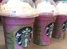 Forget Unicorns, Now Mermaids Have Their Own Frappuccinos