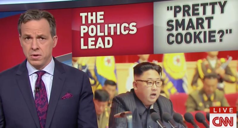 Jake Tapper skewers Donald Trump over his praise for dictators